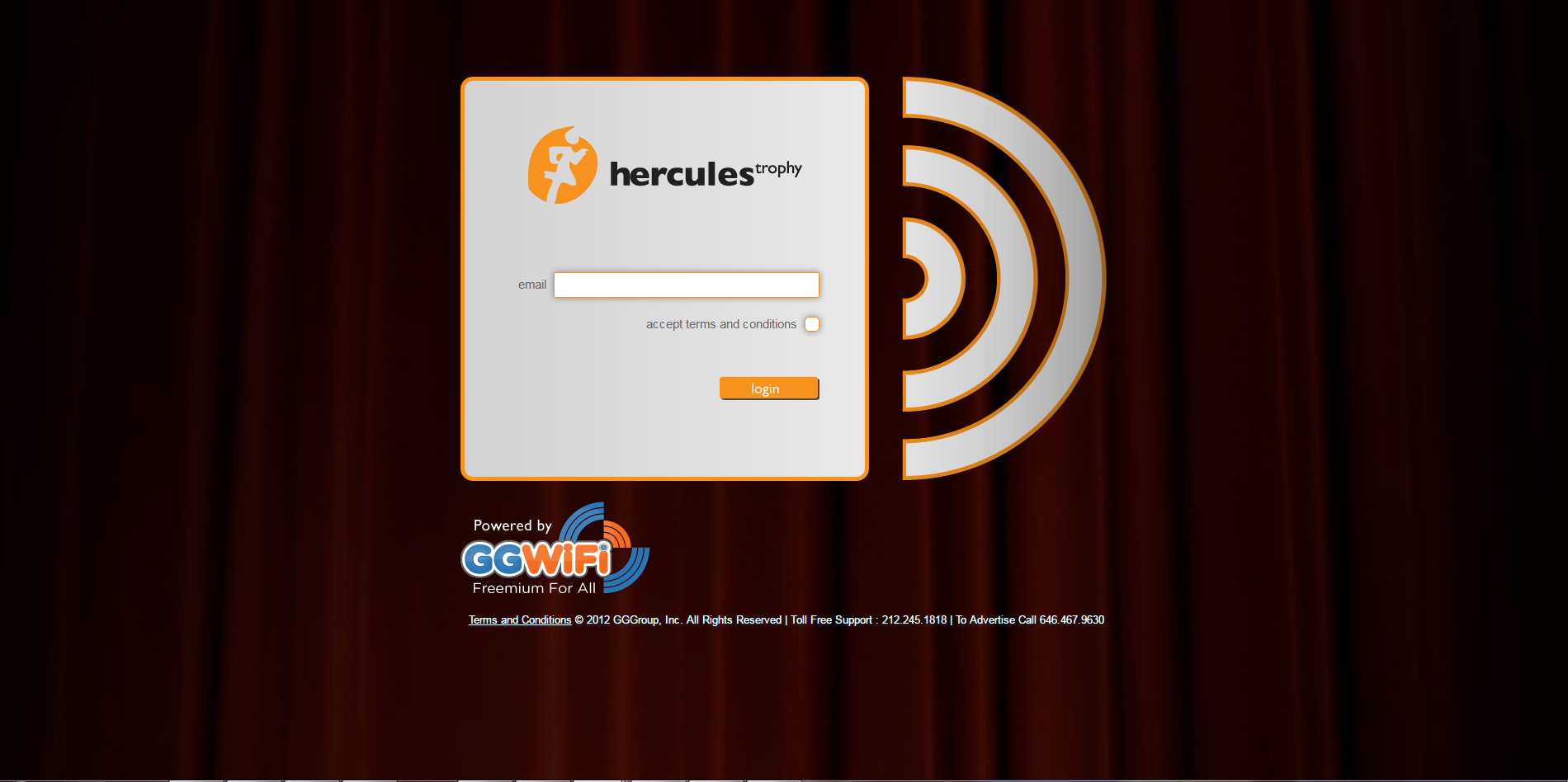 The Hercules Trophy Portal